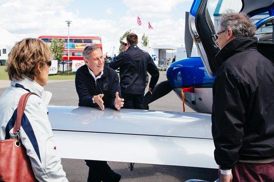 AeroExpo UK - aircraft sales