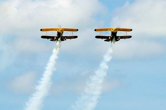 AeroExpo UK - aerobatic displays