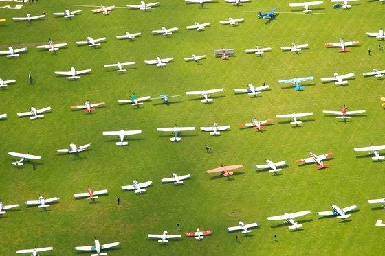 AeroExpo UK - fly-in