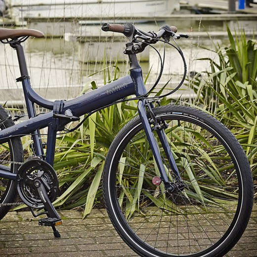 Bickerton Portables - Folding bike range