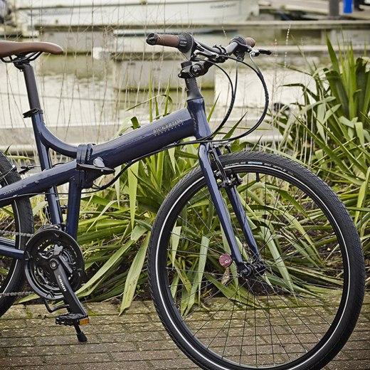 Bickerton Portables - Folding bike range