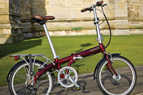 Bickerton Portables - folding commuter bike