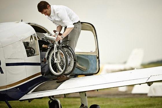 Bickerton Portables 1406 pilot bike