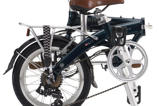 Bickerton Portables bike folded