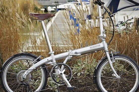 Bickerton Portables - commuter & leisure folding bikes