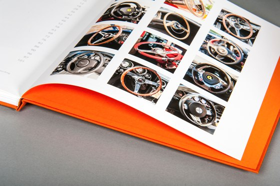 Classic car photography books