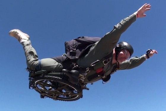Montague Folding Bikes for Aviators