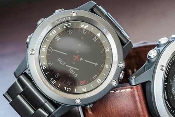Garmin D2 Bravo Titanium watch