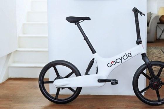 Gocycle G3 in white