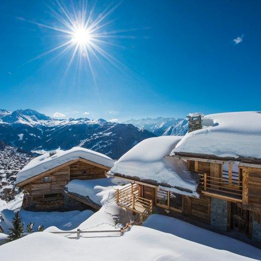 Ski In Luxury