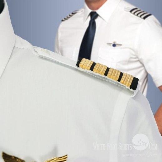 White Pilot Shirts range